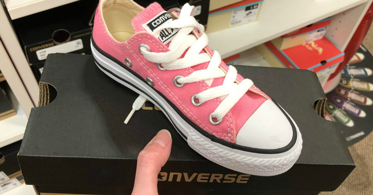 a8bb7233f14a 50% Off Converse Shoes AND Free Shipping - Hip2Save