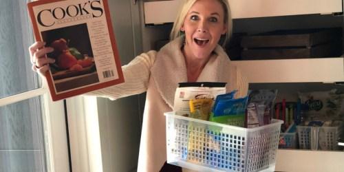 4 Simple & Frugal Pantry Organization Tips