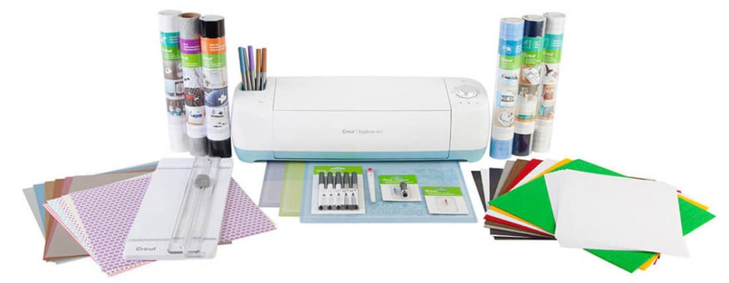 Everything You Need To Get Started! Cricut Explore Air Bundle $215