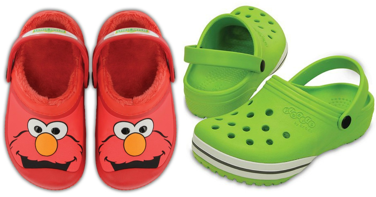 1613d666b2c5a Up to 85% Off Crocs for Kids   Adults - Hip2Save