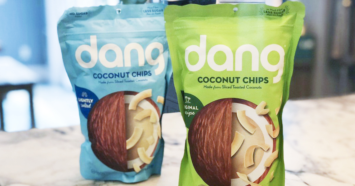 convenience and savings – collin's amazon subscribe and save order including Dang coconut chips