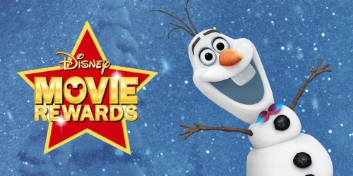 Score 9 Free Disney Movie Rewards Points
