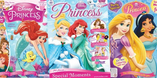 Disney Princess Magazine Subscription Only $12.99