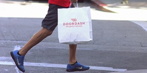 $15 Off $25+ DoorDash Food Delivery Order