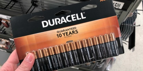 Free Duracell 16-Count Batteries After Office Depot/OfficeMax Rewards
