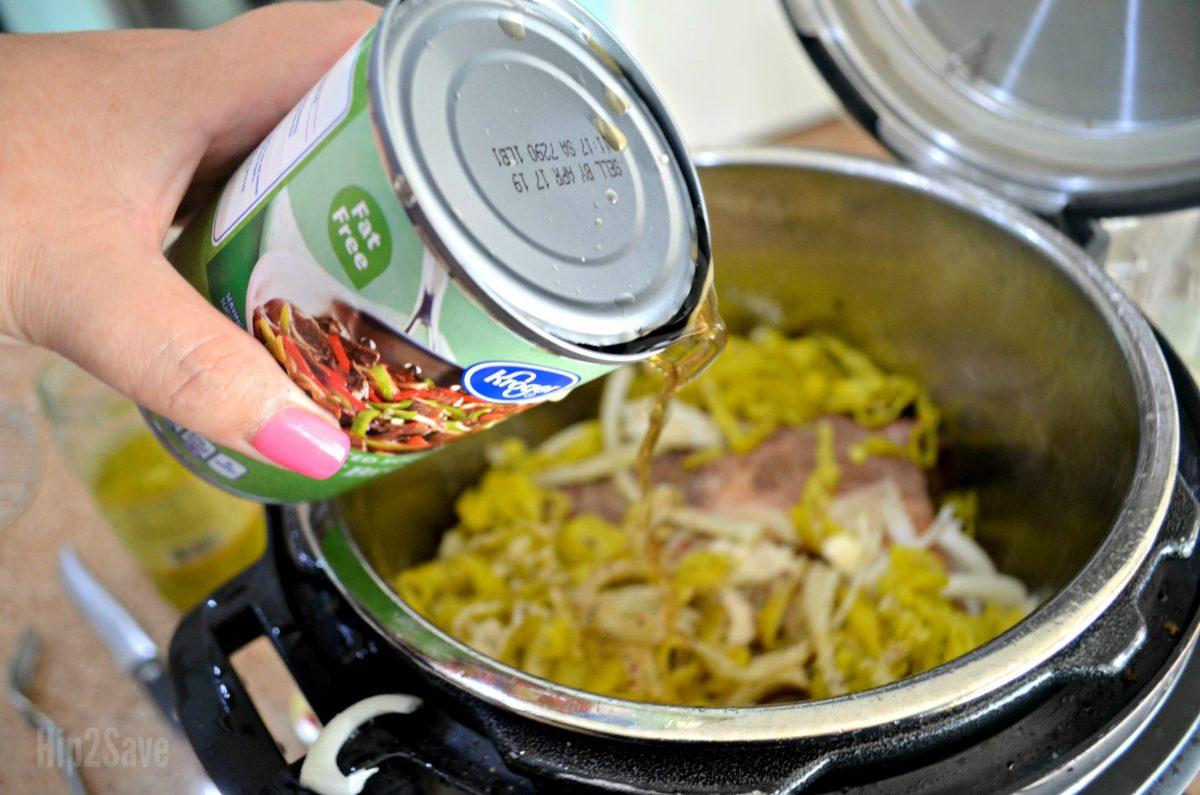 italian roast beef recipe