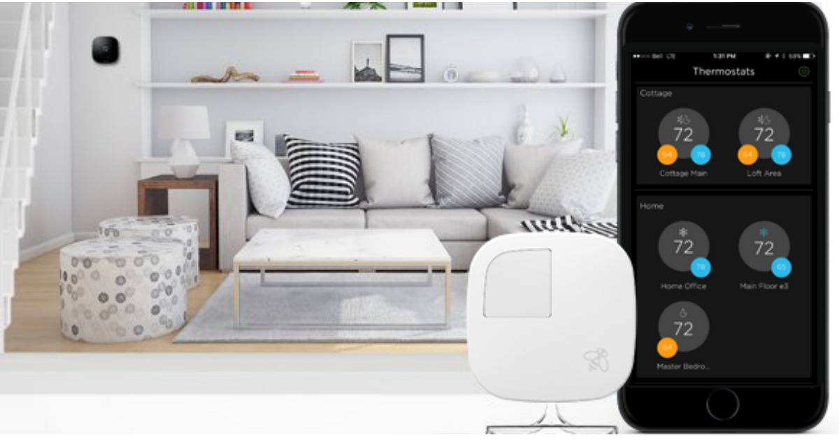 Ecobee Room Sensor 2  Stands Only  60 99 Shipped