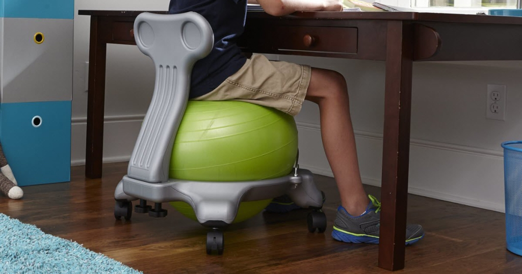 Stupendous Amazon Up To 50 Off Gaiam Balance Ball Chairs For Kids Caraccident5 Cool Chair Designs And Ideas Caraccident5Info