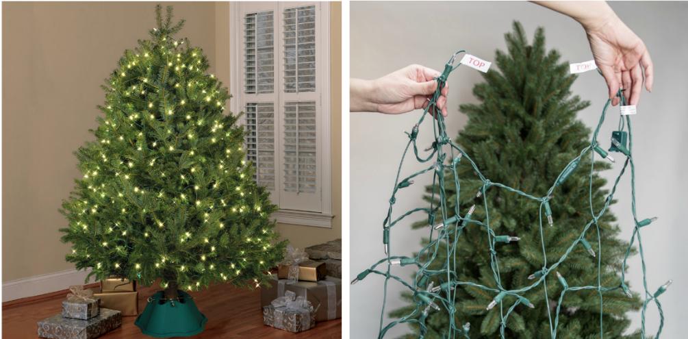 Lowe S Ge Christmas Tree Net Led Lights Only 3 99