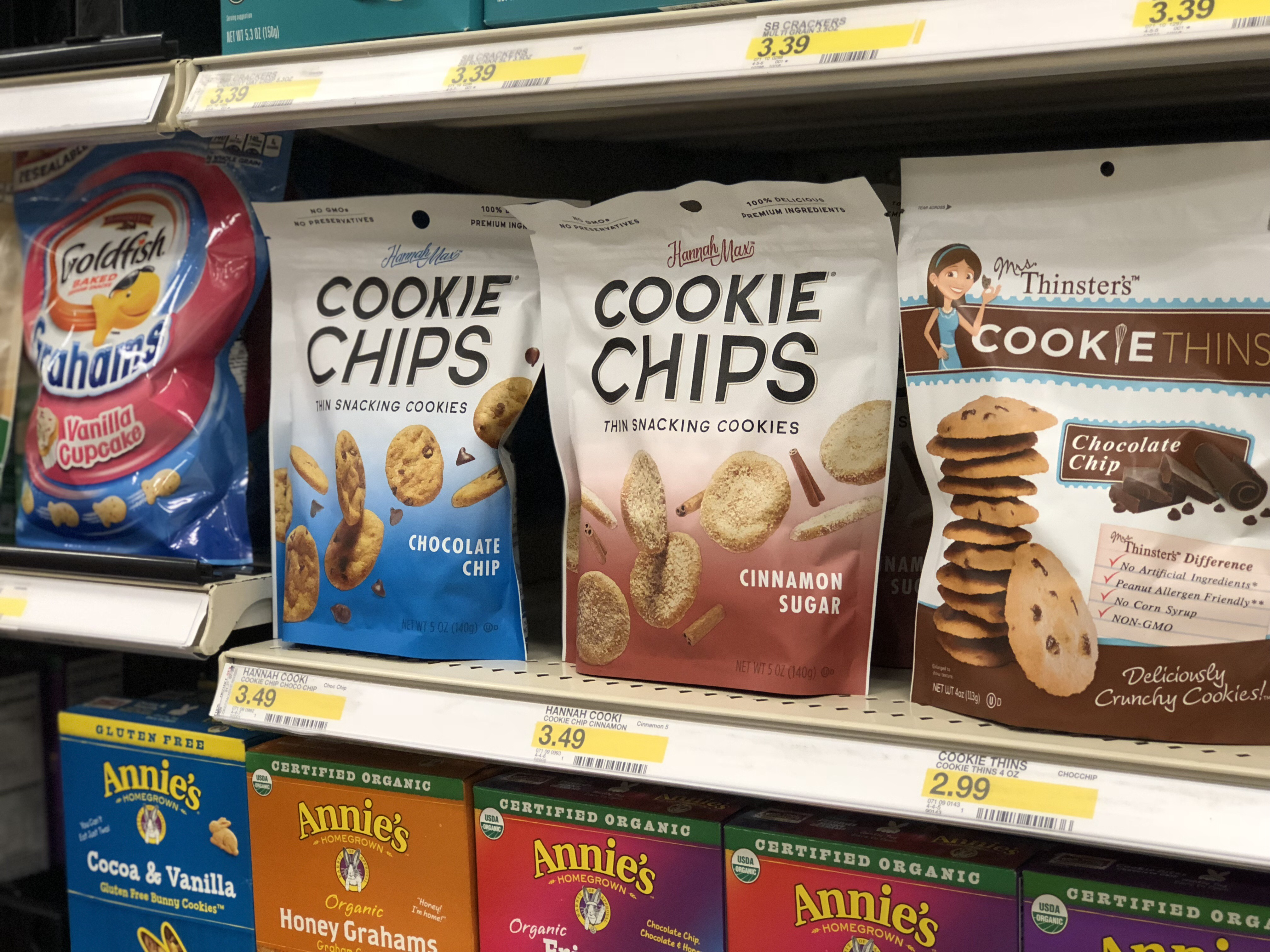 hannahmax cookie chips coupon