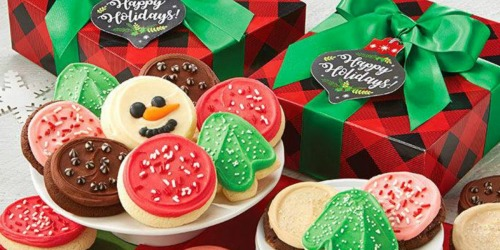 Cheryl's Cookies Holiday Treat Boxes as Low as $5 Shipped (Regularly $23)
