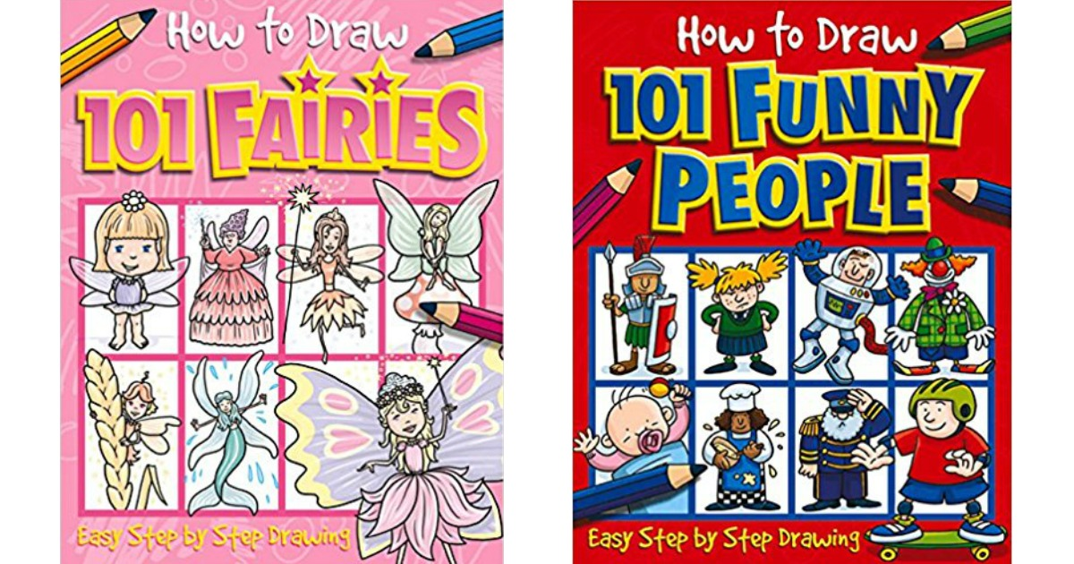 How To Draw Fairies Book Only 3 61 More Hip2save