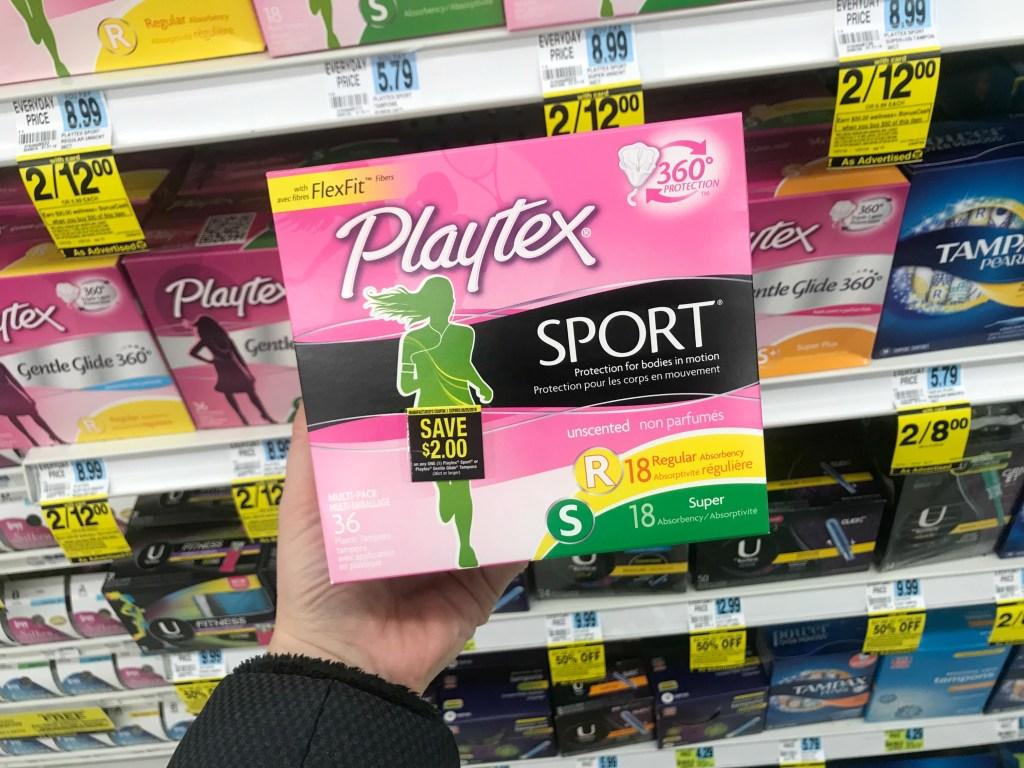 Rite Aid Playtex Tampons