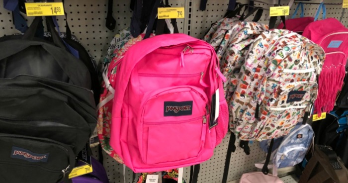 Head into your local Office Depot Office Max store where you may find  backpacks on clearance for as much as 75% off the original price! 01b467a6ea8e9
