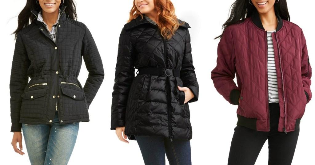 6a52ceee4bee HOT  Jacket Clearance on Walmart.com   Women s Jackets as Low as ...