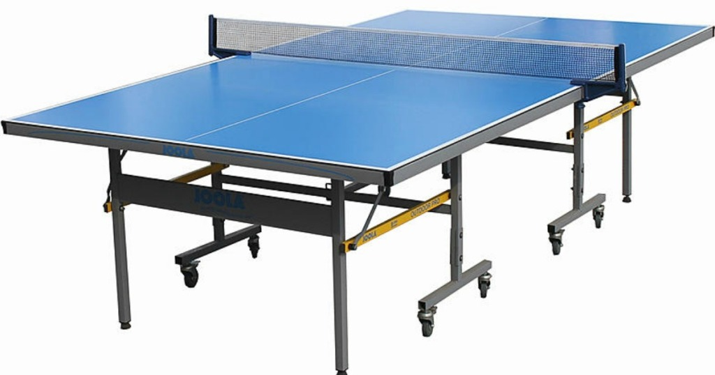Prime Sears Com Joola Outdoor Pro Table Tennis Table Only 277 82 Home Remodeling Inspirations Propsscottssportslandcom