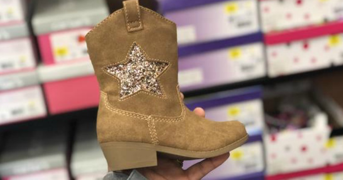 60d6593423 Hop on over to Kohls.com where select Jumping Beans Toddler Boots are on  sale for just $17.99 per pair (regularly $44.99)!