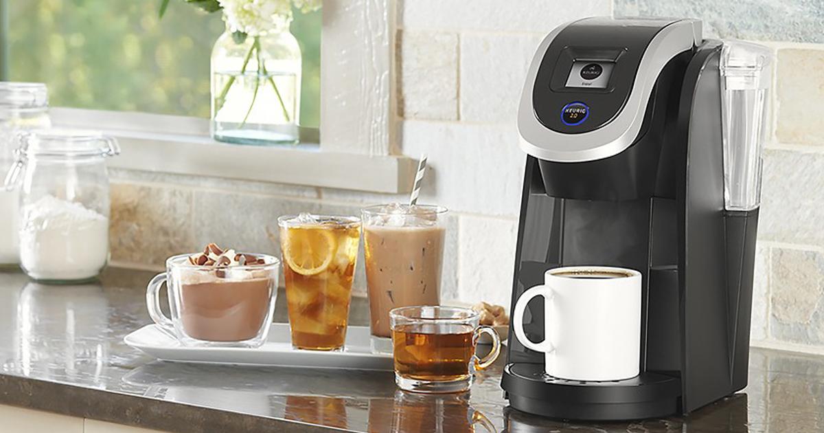 Target.com: Keurig K200 K-Cup Coffee Maker $59.99 Shipped ...