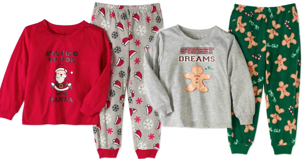 09afb97c Walmart.com: Baby & Toddler Holiday PJ Sets Just $4 (Regularly $12+) -  Hip2Save