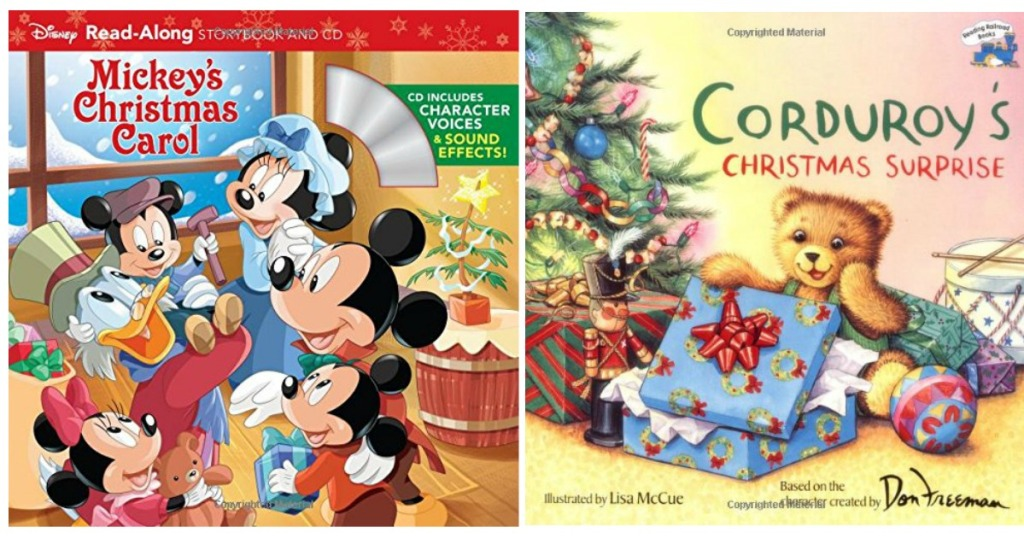 Amazon: Awesome Buys on Kids Christmas Books (Lowest Prices) | Hip2Save