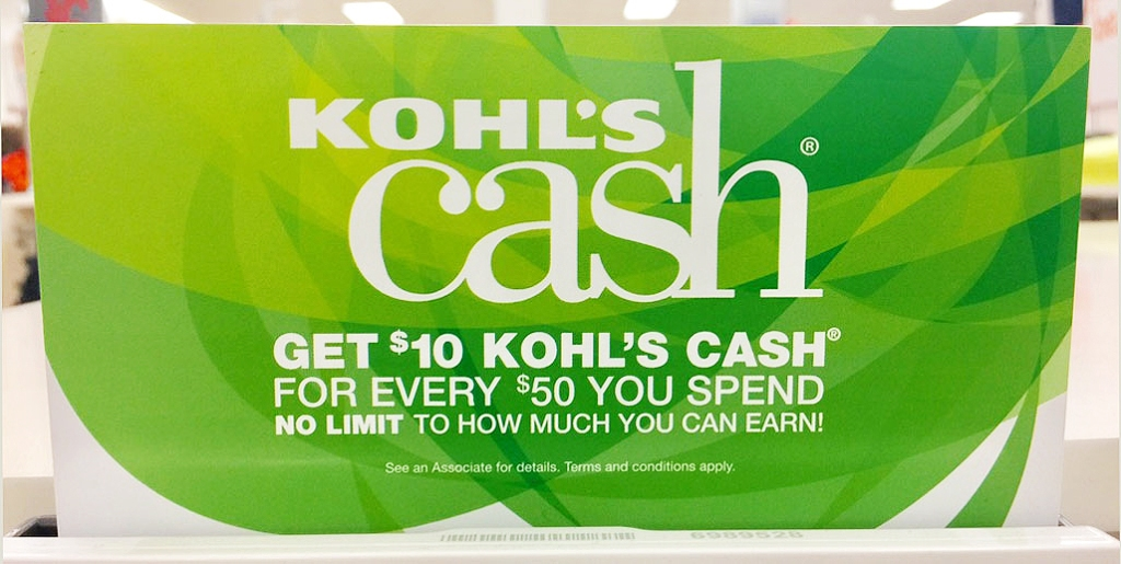Kohls Cardholders Get A Boost In Rewards Like An Extra 25 Off Your First Charge Purchase And 12 Special Offers Throughout The Year Guaranteed
