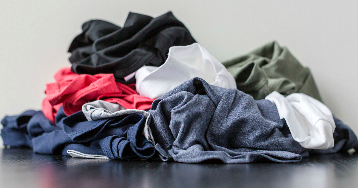 The top 15 things to take to college – Laundry