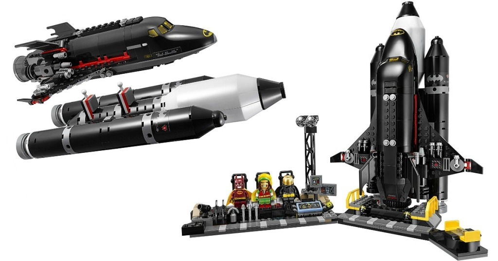 lego bat space shuttle walmart - photo #5
