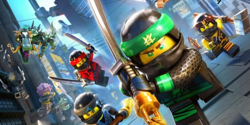 Limited Edition Lego Ninjago Blu-Ray Steelbook Combo Pack Only $6.99 at Best Buy