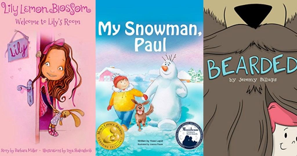 Amazon Free Children S Kindle Ebooks Hip2save