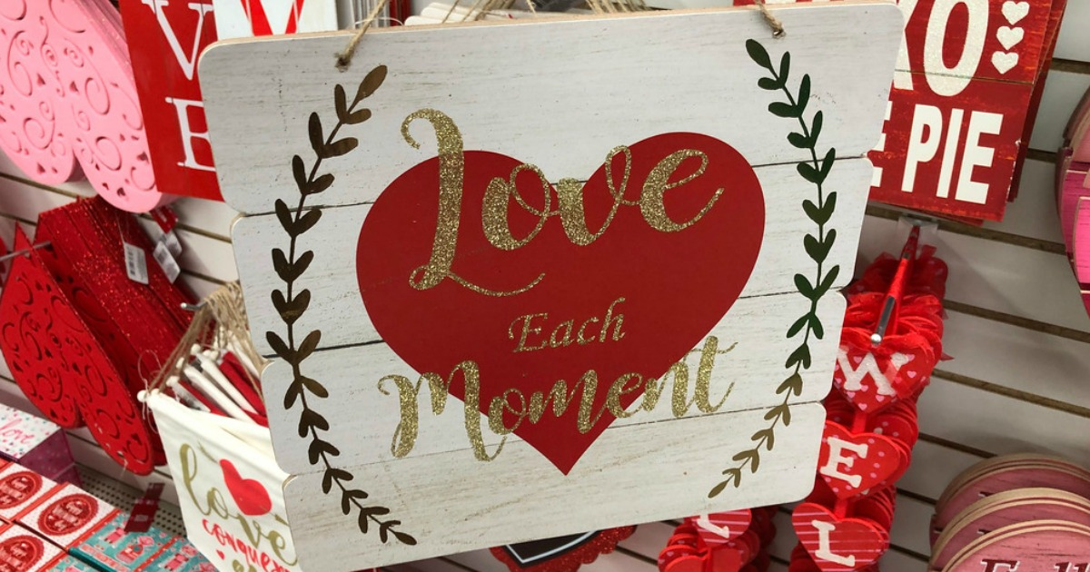 Adorable Valentine S Day Decor Cards Gifts Only 1 Each At Dollar