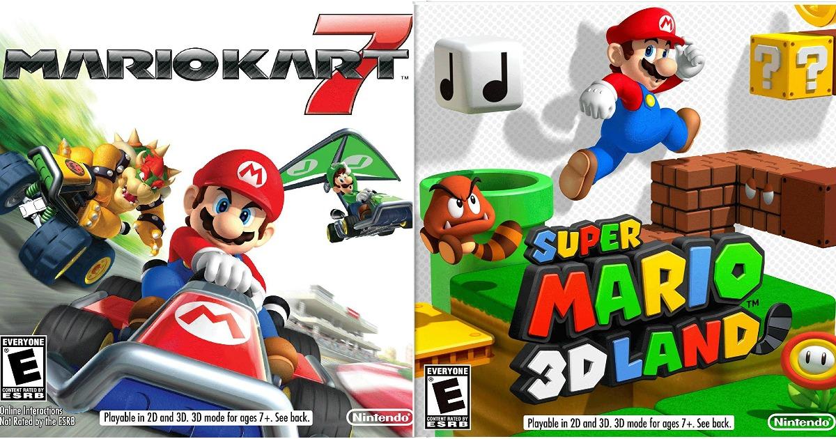 Best Buy Mario Kart 7 Nintendo 3ds Game Just 19 99 Regularly 30 More Hip2save
