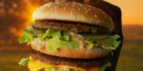 Uber Eats: $5 Off McDonald's Delivery Order
