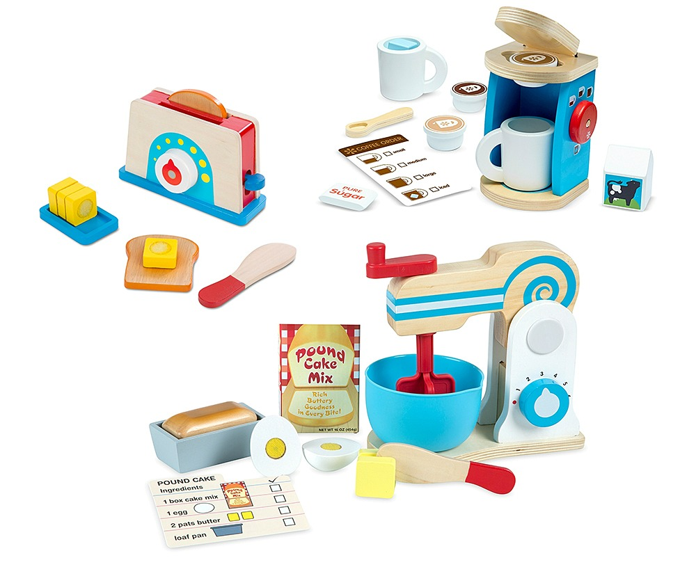 Melissa Doug 30 Piece Appliance Play Set Only 39 99 Shipped Regularly 75 Hip2save