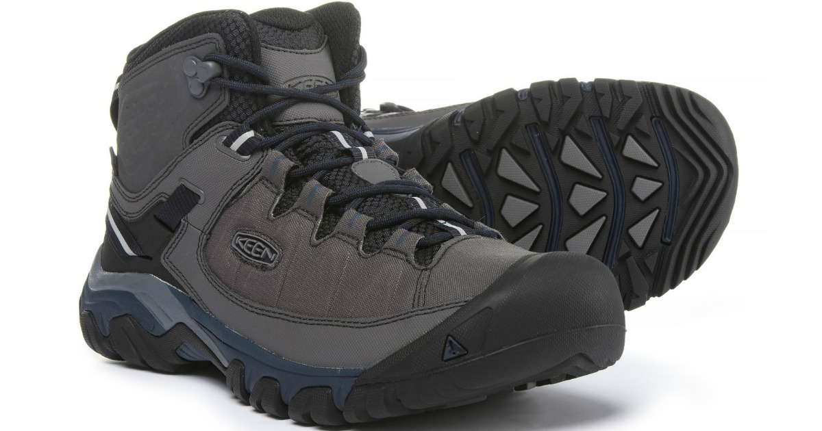 fc8c40a27b1c Hop on over to SierraTradingPost.com where you can snag these Men s Waterproof  Keen Targhee EXP Mid Hiking Boots for just  79.99 (regularly  140)! Even ...