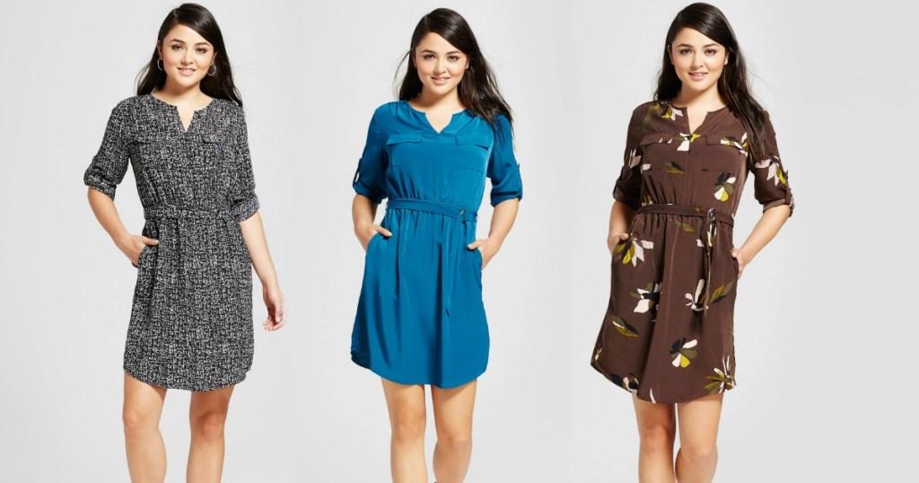 0168af5a122 70% Off Women s Mossimo Dresses on Target.com - Hip2Save