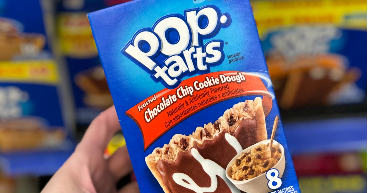 image relating to Pop Tarts Coupon Printable named Contemporary $3/5 Kelloggs Pop Tarts Coupon \u003d Merely $1.16 Just about every at