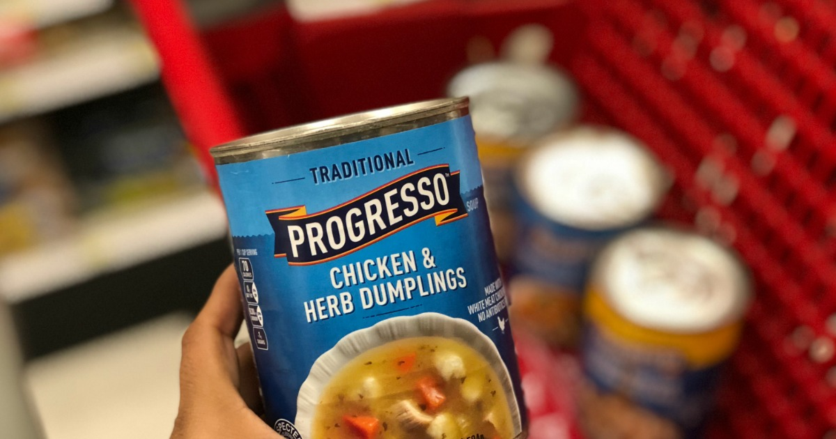 photo relating to Printable Progresso Soup Coupons identify Refreshing Progresso Soup Coupon codes \u003d as Very low as 92¢ For every Can at Emphasis