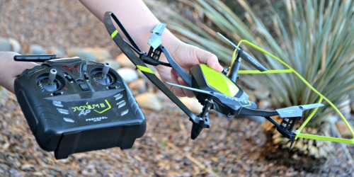 Don't Let Your Money Blow Away In the Wind with THIS Drone