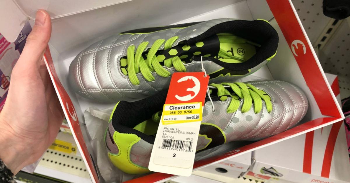 Sports Clearance at Target (Puma, Nike