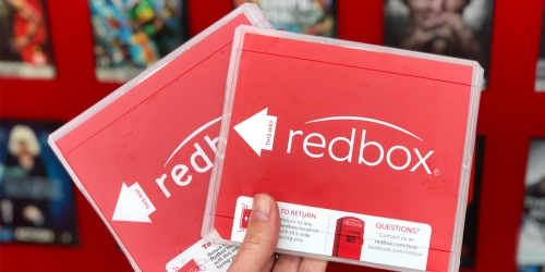 25,000 Win Free Redbox Rentals, TVs, Nintendo Switch & More