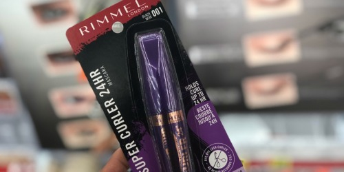 New & Rare Buy 1 Rimmel Eye Product, Get FREE Mascara Coupon (Up to $9.99 Value)