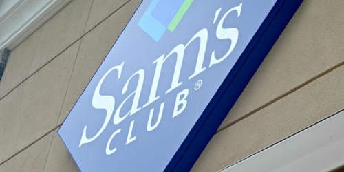 FREE $25 Sam's Club eGift Card w/ $100 Participating Products Purchase