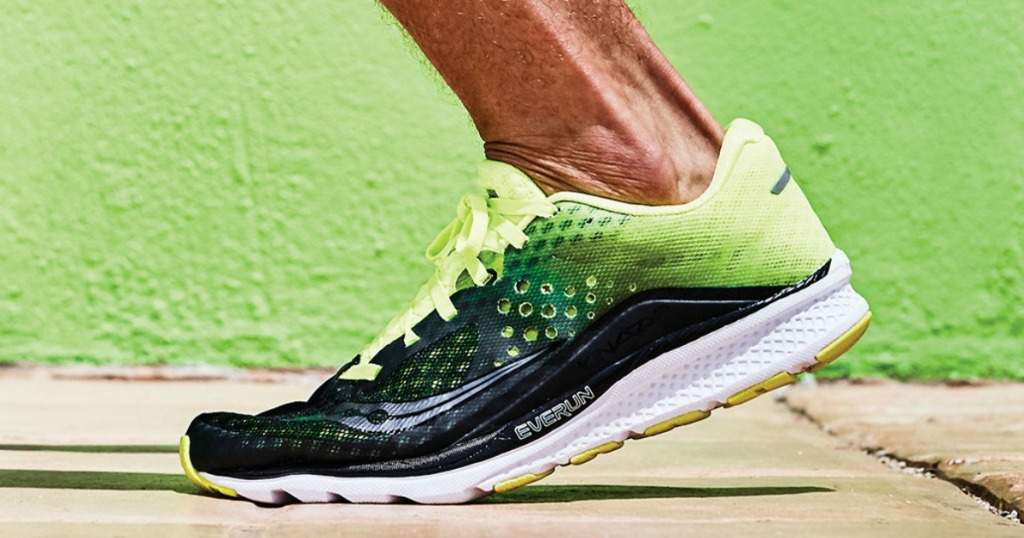 433688182f22 Saucony Men s or Women s Kinvara 8 Running Shoes Only  87.99 Shipped + More