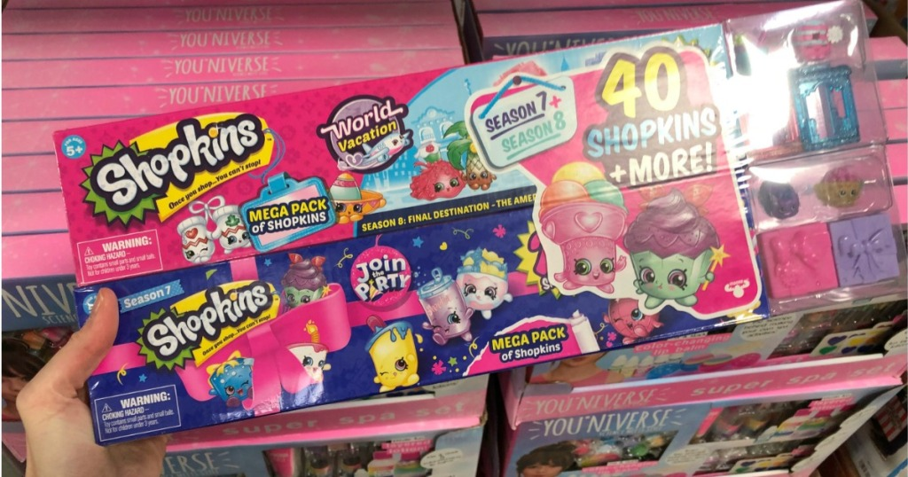 cf267ca106 Sam s Club Clearance Finds  Shopkins Mega Pack Only  6.51 (Regularly ...