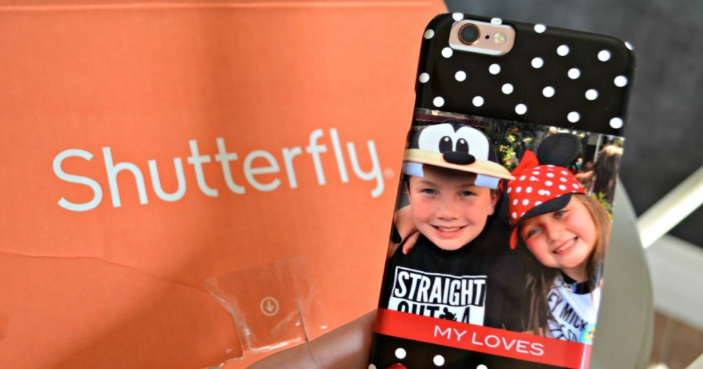 best service 77dbf 4a600 Custom Shutterfly iPhone Case Just $9.99 Shipped ($45 Value) & More ...