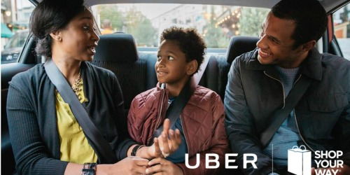 Earn $5 Shop Your Way Points w/ Every UBER Ride You Take (February 2nd-5th Only) & More