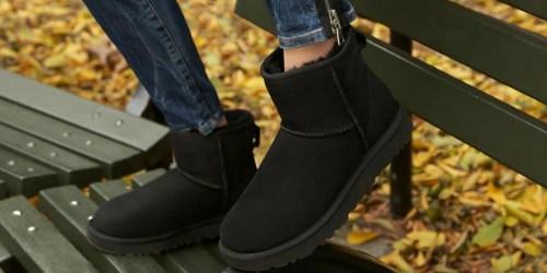 UGG Women's Classic Mini II Boots Only $77.59 Shipped (Regularly $140)