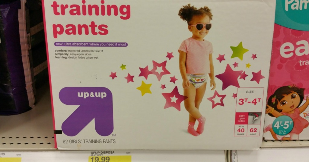 Up & Up Training Pants