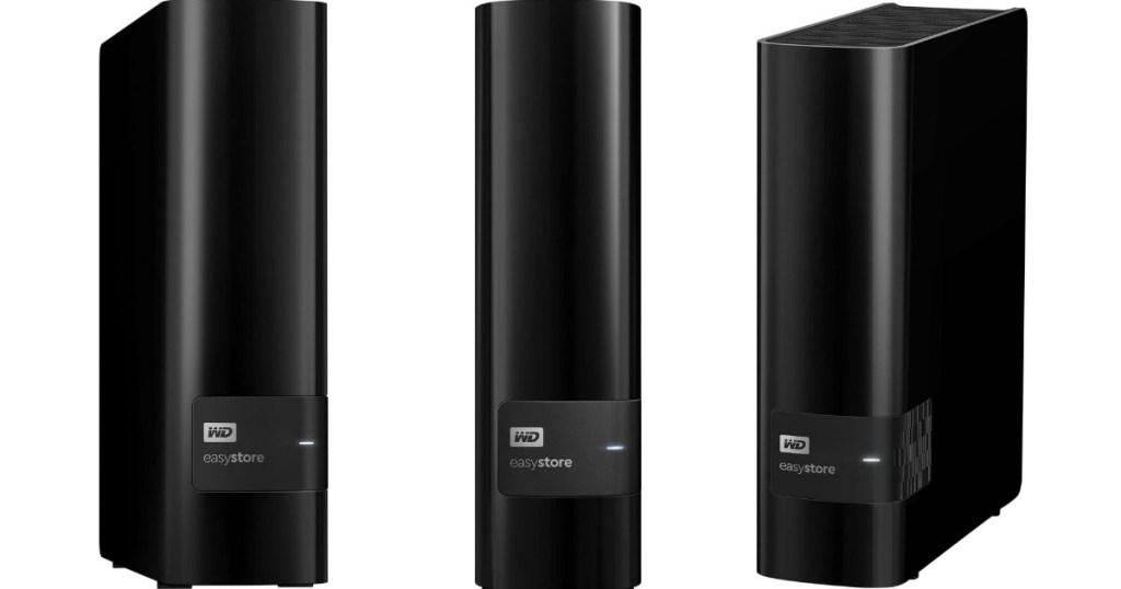 WD Easystore 14TB External USB 3.0 Hard Drive