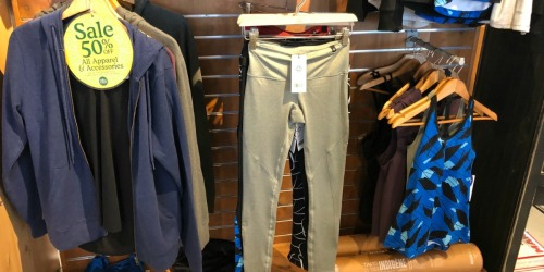 50% Off ALL Clothing & Accessories at Whole Foods Market (Leggings, Tees, Hoodies & More)
